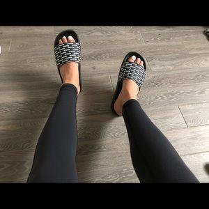 Reebok slides